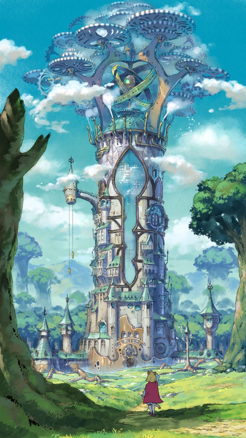 Schloss Ni No Kuni 2