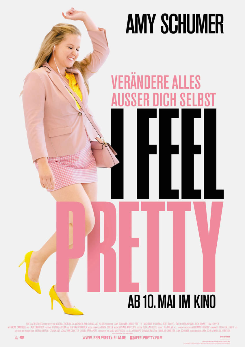 I feel Pretty Kritik - mit Amy Schumer
