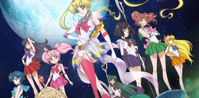Sailor Moon Crystal Staffel 3 irgendwie nerdig