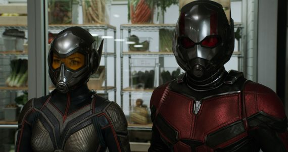 Ant-Man and the Wasp Kritik mit Evangeline Lilly und Paul Rudd