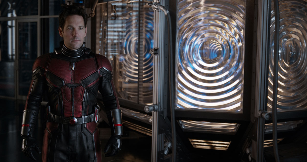 Paul Rudd in Ant-Man and the Wasp Kritik
