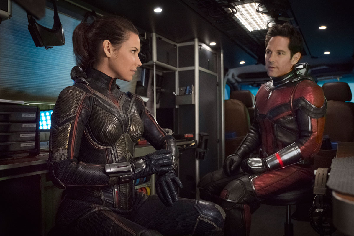 Ant-Man and the Wasp Kritik mit Paul Rudd und Evangeline Lilly