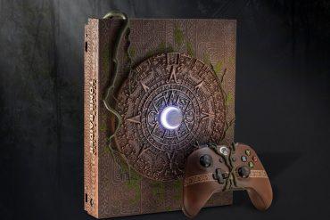 Xbox One X Shadow of the Tomb Raider Konsole Ebay Versteigerung