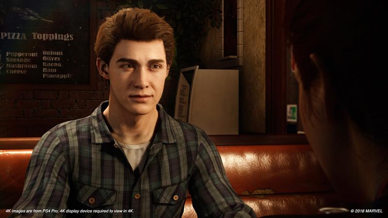 Marvel's Spider-Man für PS4 Test Review Peter Parker Irgendwie nerdig