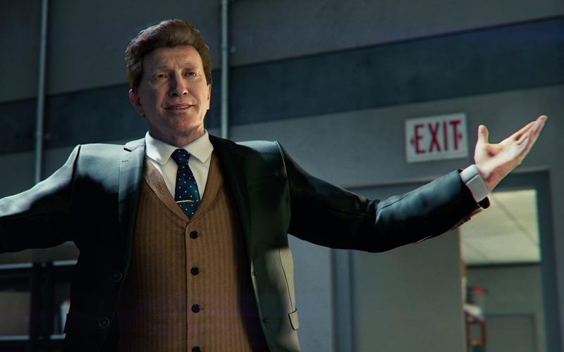 Marvel's Spider-Man für PS4 Test Review Norman Osborn Irgendwie nerdig