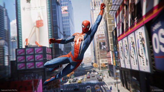 Marvel's Spider-Man für PS4 Test Review Irgendwie nerdig