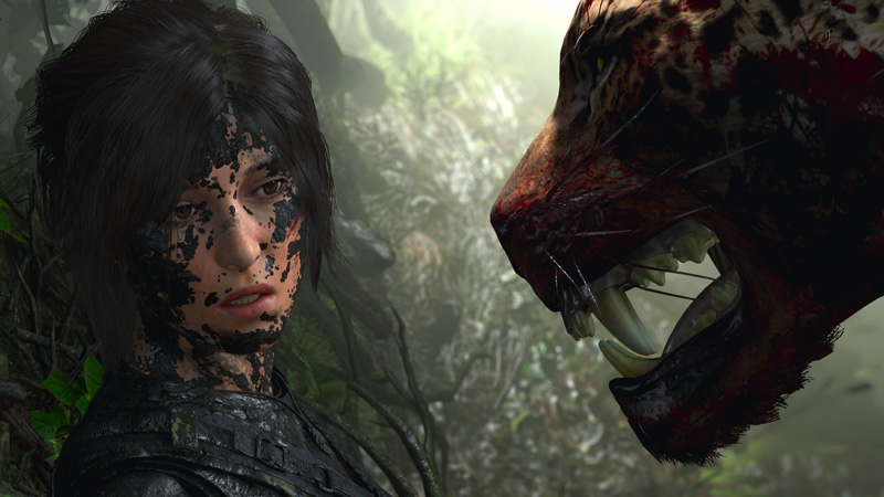 Shadow of the Tomb Raider Review Test