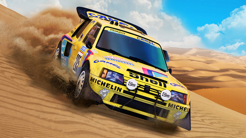 Dakar 18 Screenshot Rallye Simulation Review Test