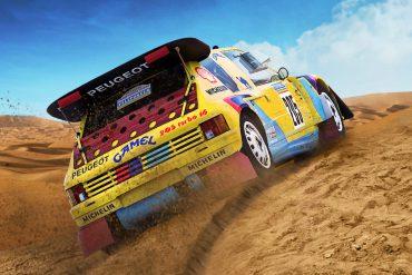 Dakar 18 Rallye Revie Test Car Auto