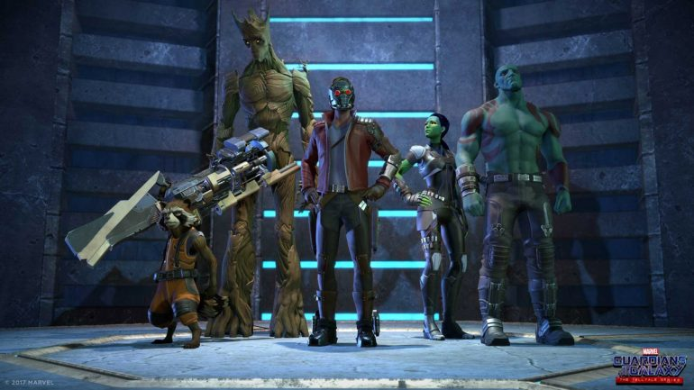 Guardians of the Galaxy Telltale Series