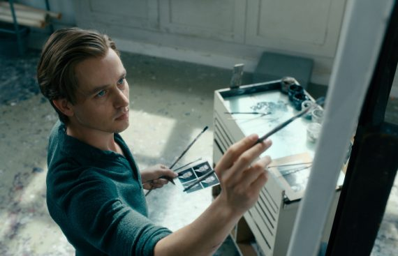 Tom Schilling Werk ohne Autor Never Look Away