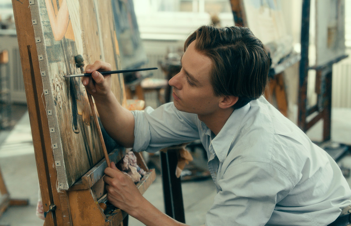 Werk ohne Autor Never Look Away Tom Schilling