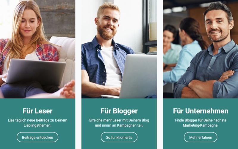trusted blogs - für Leser, Blogger und Unternehmen