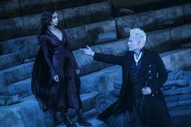 Phantastische Tierwesen: Grindelwalds Verbrechen Filmkritik Kritik Johnny Depp
