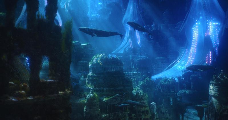 Aquaman Ozean Atlantis