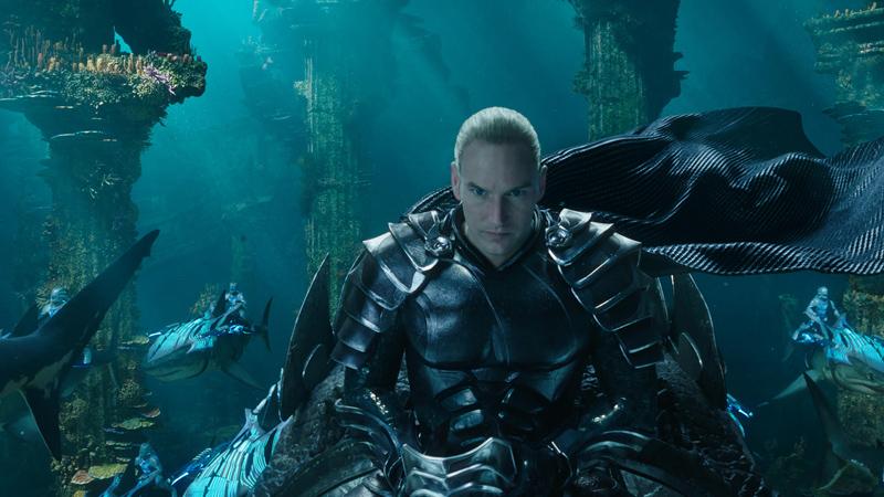König Orm aus Aquaman