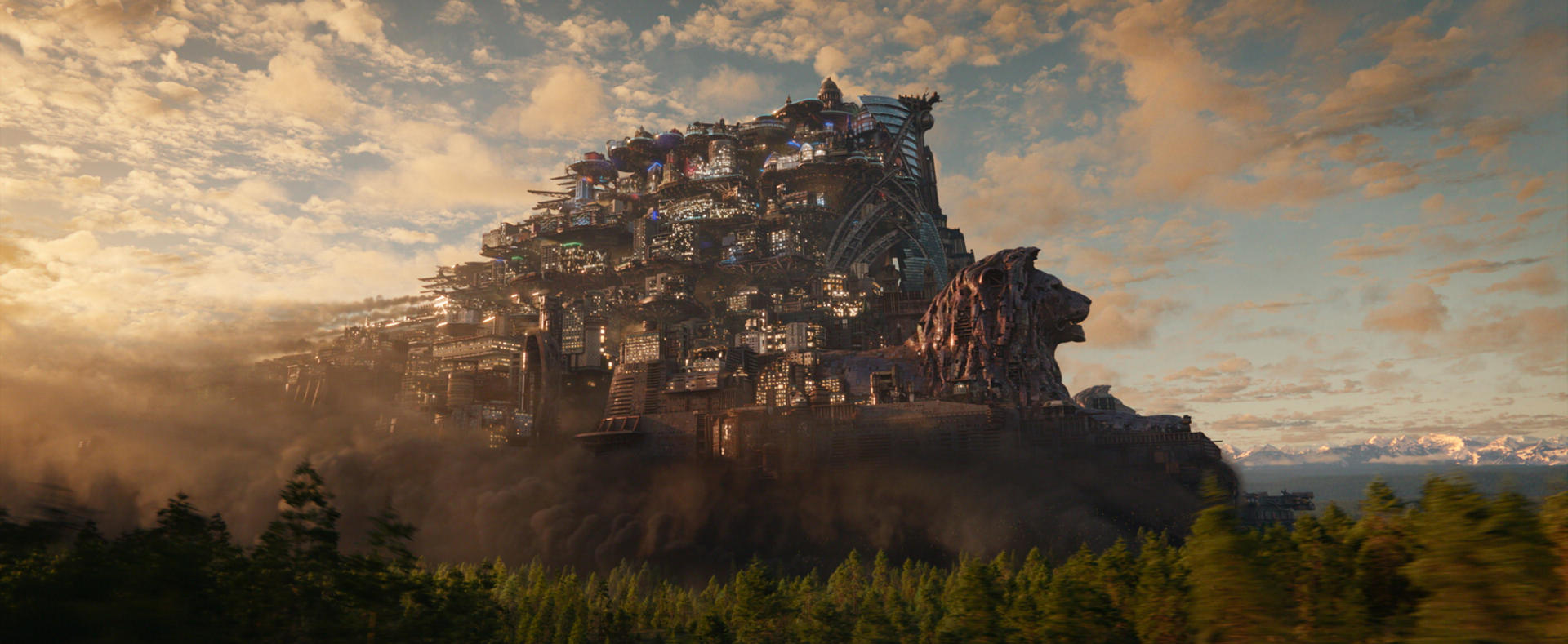 Mortal Engines Krieg der Städte