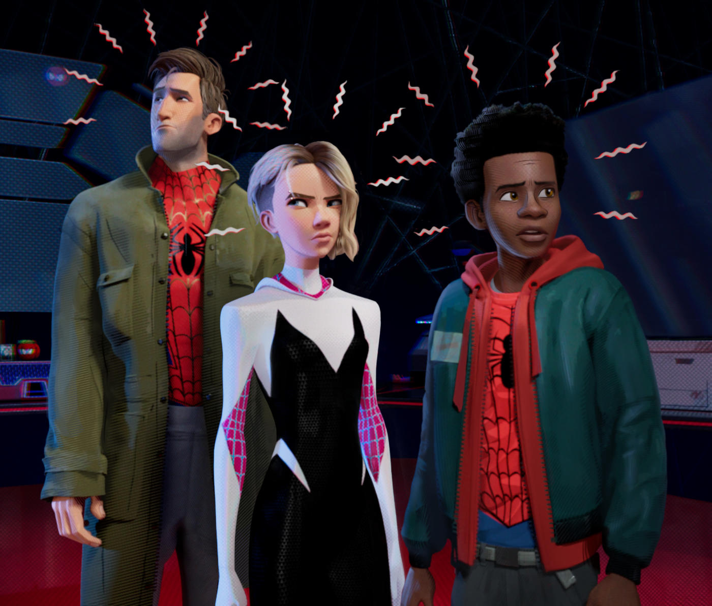 Spider-Man A New Universe Miles Morales