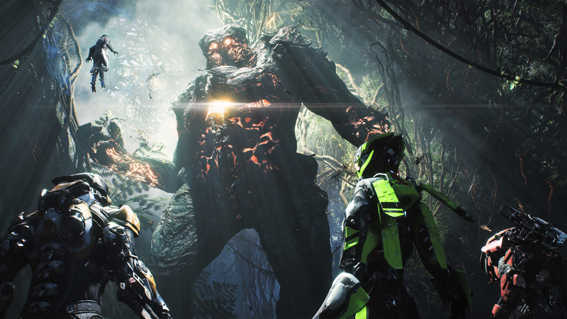 Anthem Artwork von Electronic Arts / BioWare