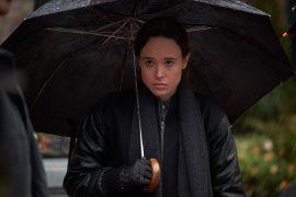 The Umbrella Academy Kritik Serienempfehlung mit Ellen Page als Vanya auf Netflix