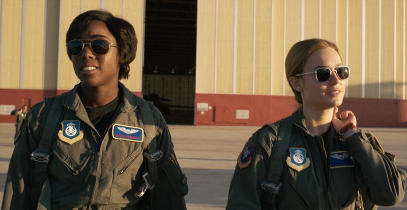 Captain Marvel Kritik Brie Larson