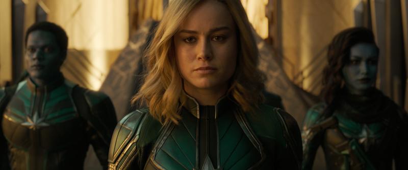Captain Marvel Kritik mit Brie Larson