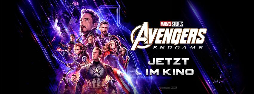 Facebook Titelbanner Avengers Endgame Kritik