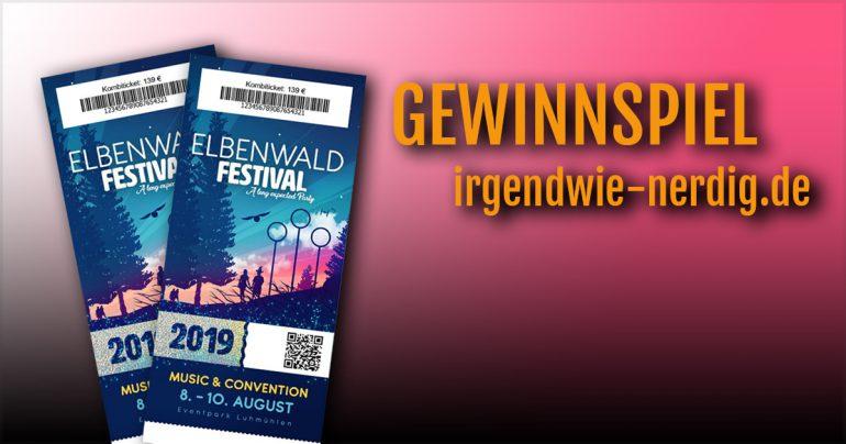 Gewinnspiel Elbenwald Festival 2019 August
