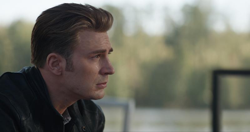 Marvel Avengers Endgame Kritik Chris Evans Captain America Steve Rogers