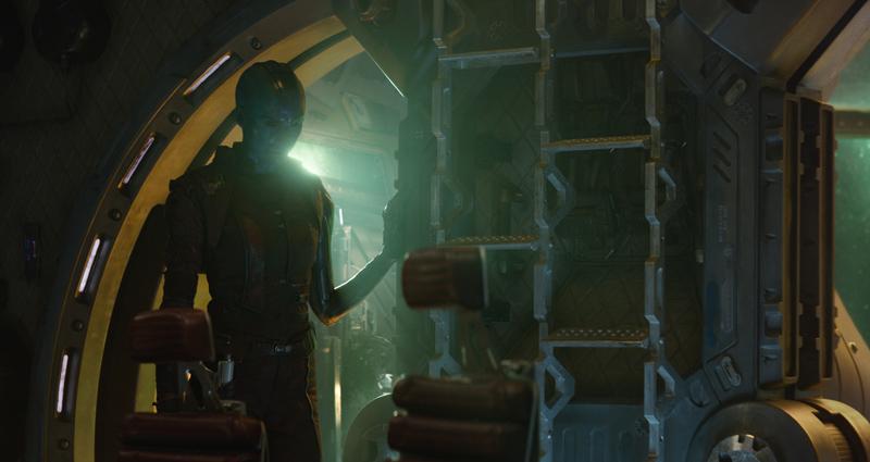 Marvel Avengers Endgame Kritik Nebula