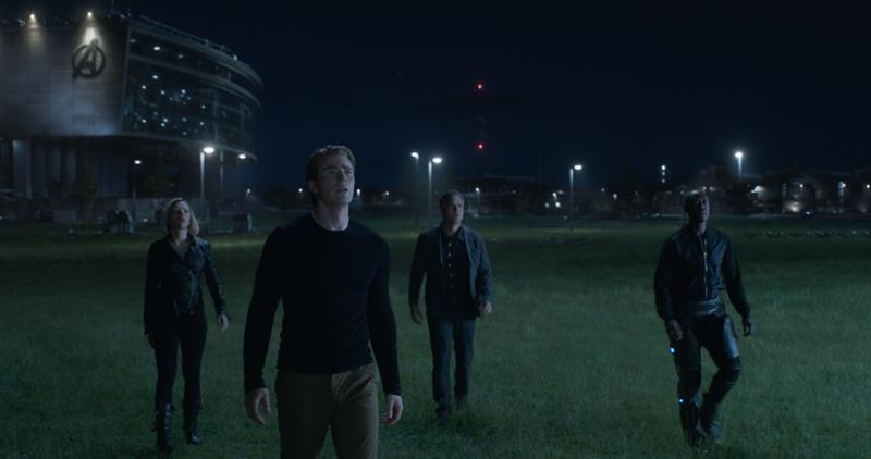 Marvel Avengers Endgame Kritik