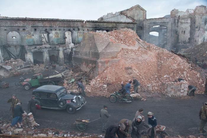 Niemandsland - The Aftermath mit Alexander Skarsgard und Keira Knightley