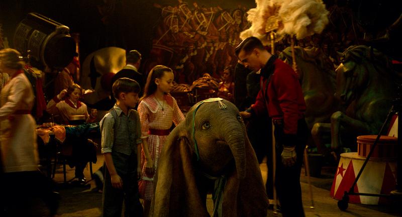 Dumbo Kritik Irgendwie nerdig