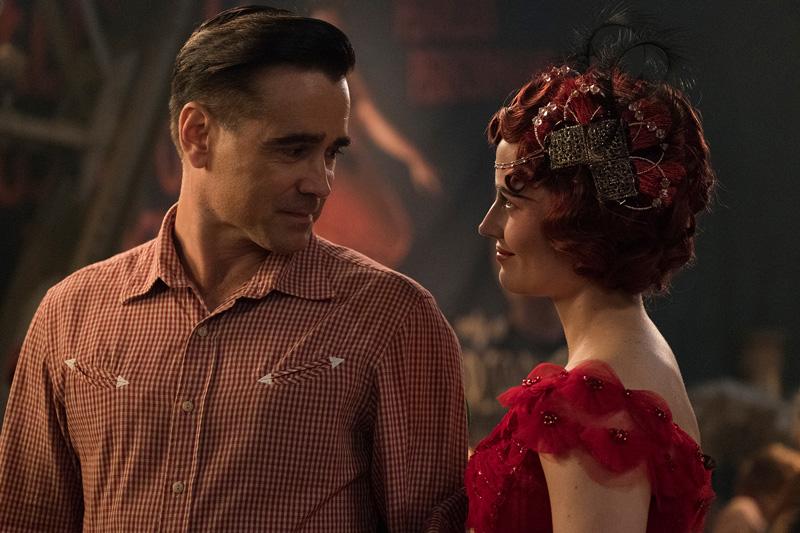 Dumbo Kritik Irgendwie nerdig mit Eva Green und Colin Farrell
