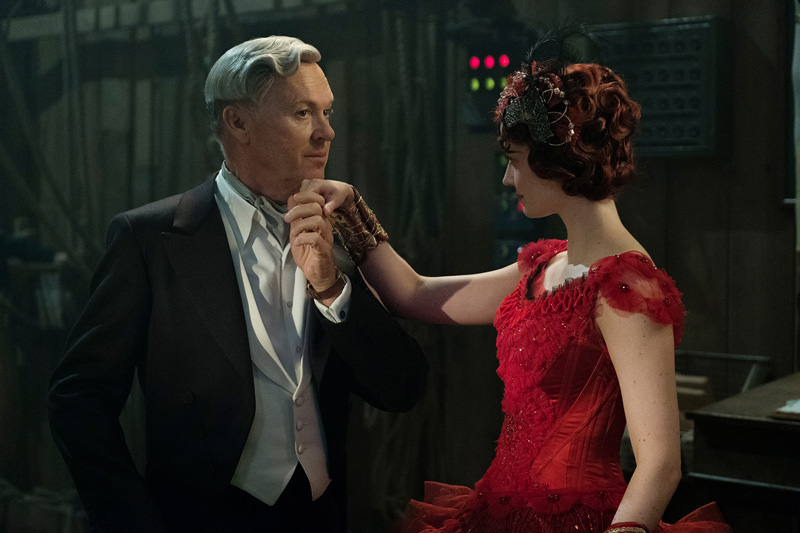 Dumbo Kritik Irgendwie nerdig mit Eva Green und Michael Keaton
