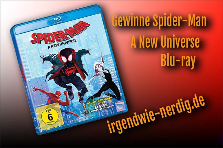 Spider-Man A New Universe Gewinnspiel