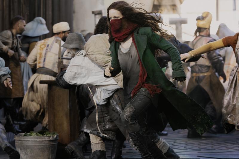 Mortal Engines Krieg der Städte Szenenbild