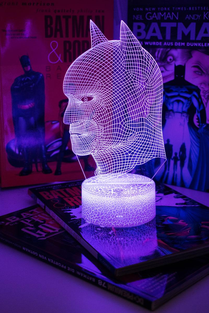 Top 10 nerdige Ostergeschenke für Nerds und Geeks LED Superheldenlampe