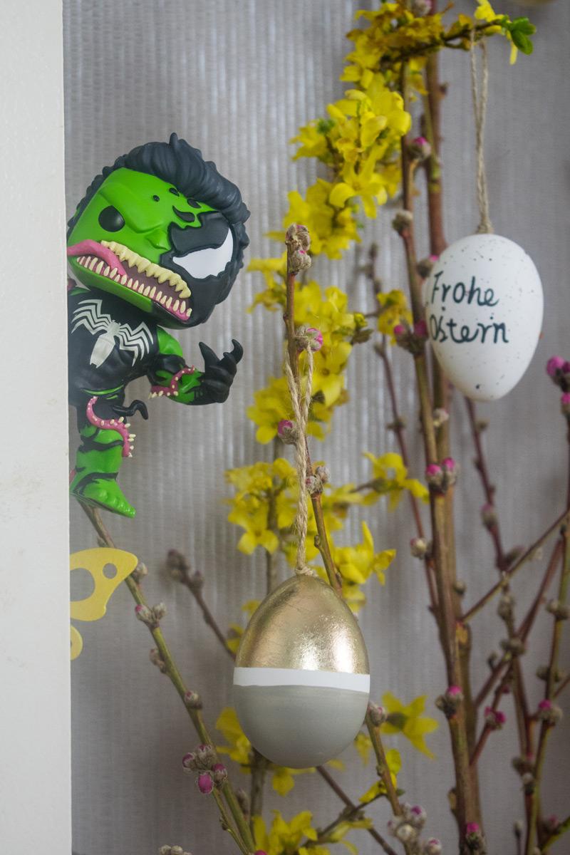 Top 10 nerdige Ostergeschenke Venom Hulk Funko Pop Figur