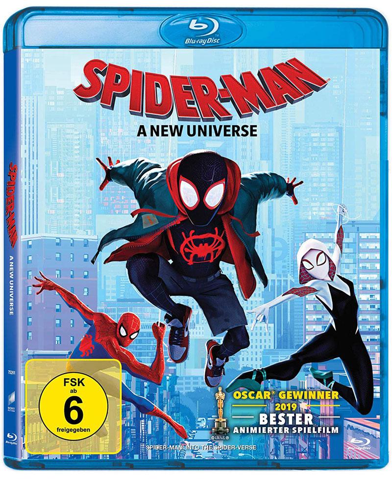 Top 10 nerdige Ostergeschenke Spider-Man A New Universe für Nerds und Geeks