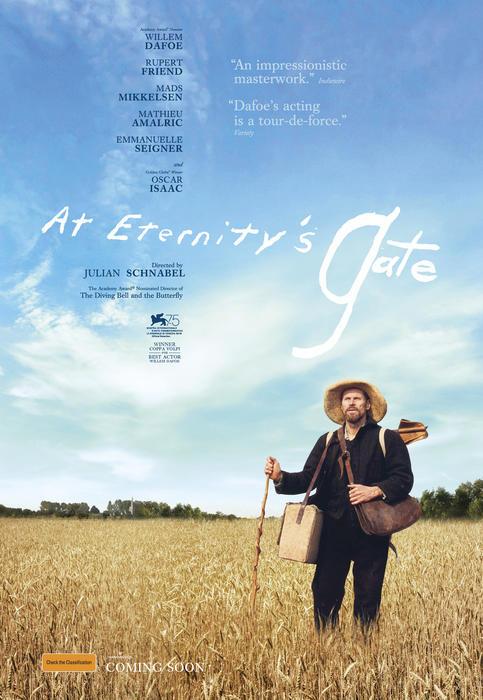 Van Gogh - An der Schwelle der Ewigkeit ©DCM