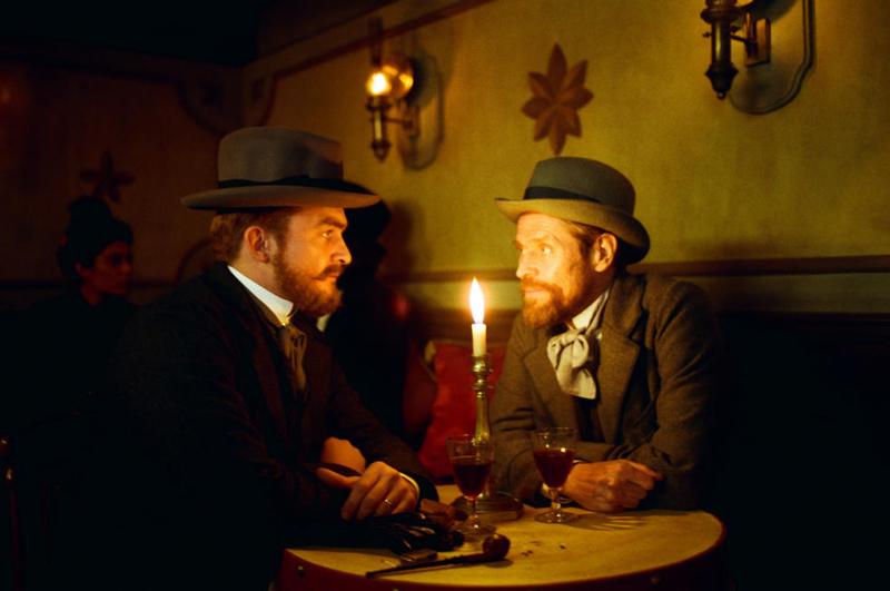 Van Gogh - An der Schwelle der Ewigkeit mit Willem Dafoe und Rupert Friend