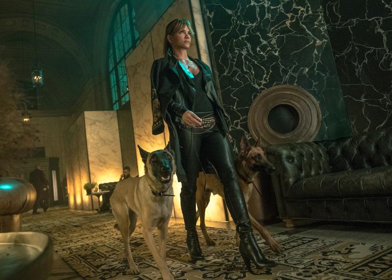 Halle Berry in John Wick 3 - Kritik
