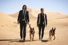 Jonn Wick 3 Kritik mit Halle Barry und Keanu Reeves