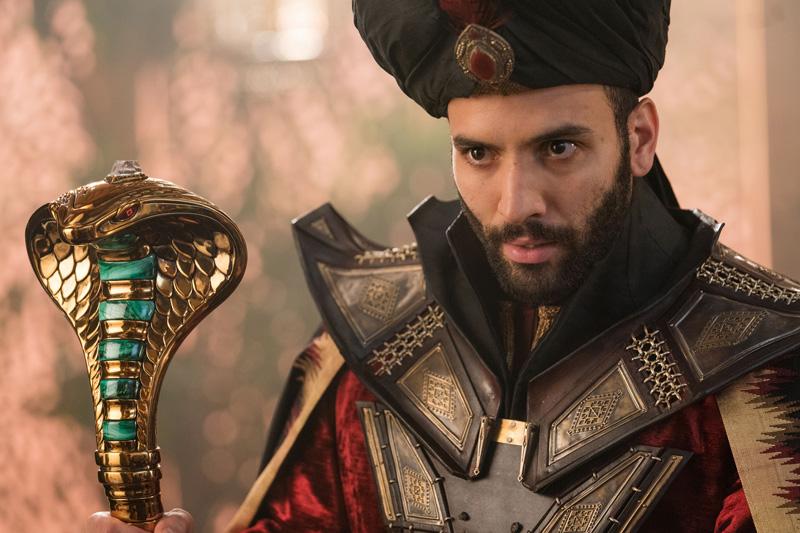 Aladdin Kritik 2019 mit Marwan Kenzari als Jafar