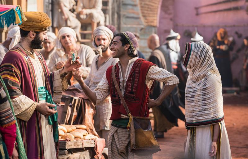 Aladdin Kritik 2019 mit Mena Massoud