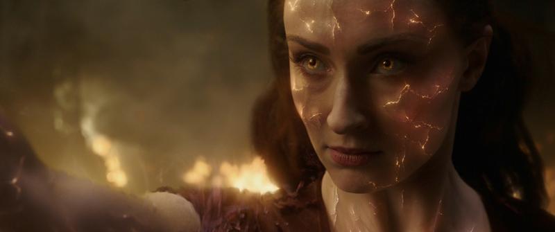 Dark Phoenix Kritik mit Sophie Turner