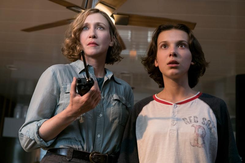 Godzilla 2 Kritik Millie Bobby Bown und Vera Farmiga