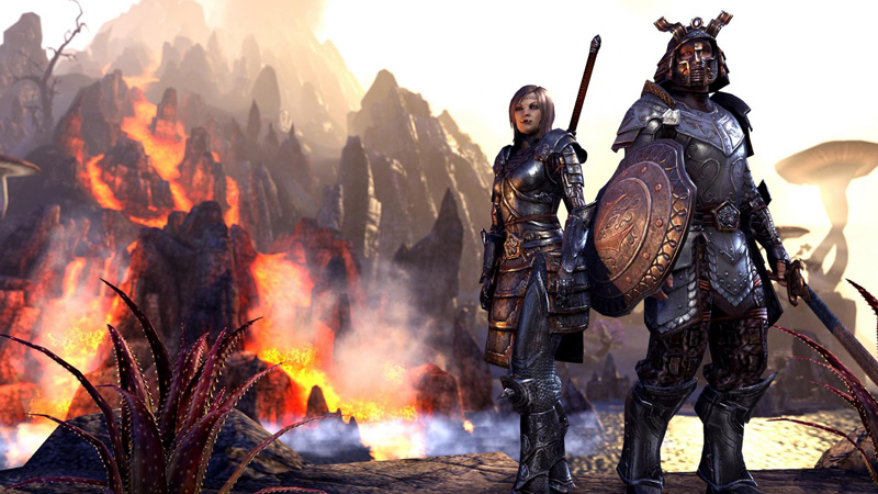 Battle Royale in Elder Scrolls Online?