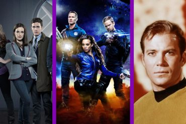 Top 10 Science-Fiction-Serien